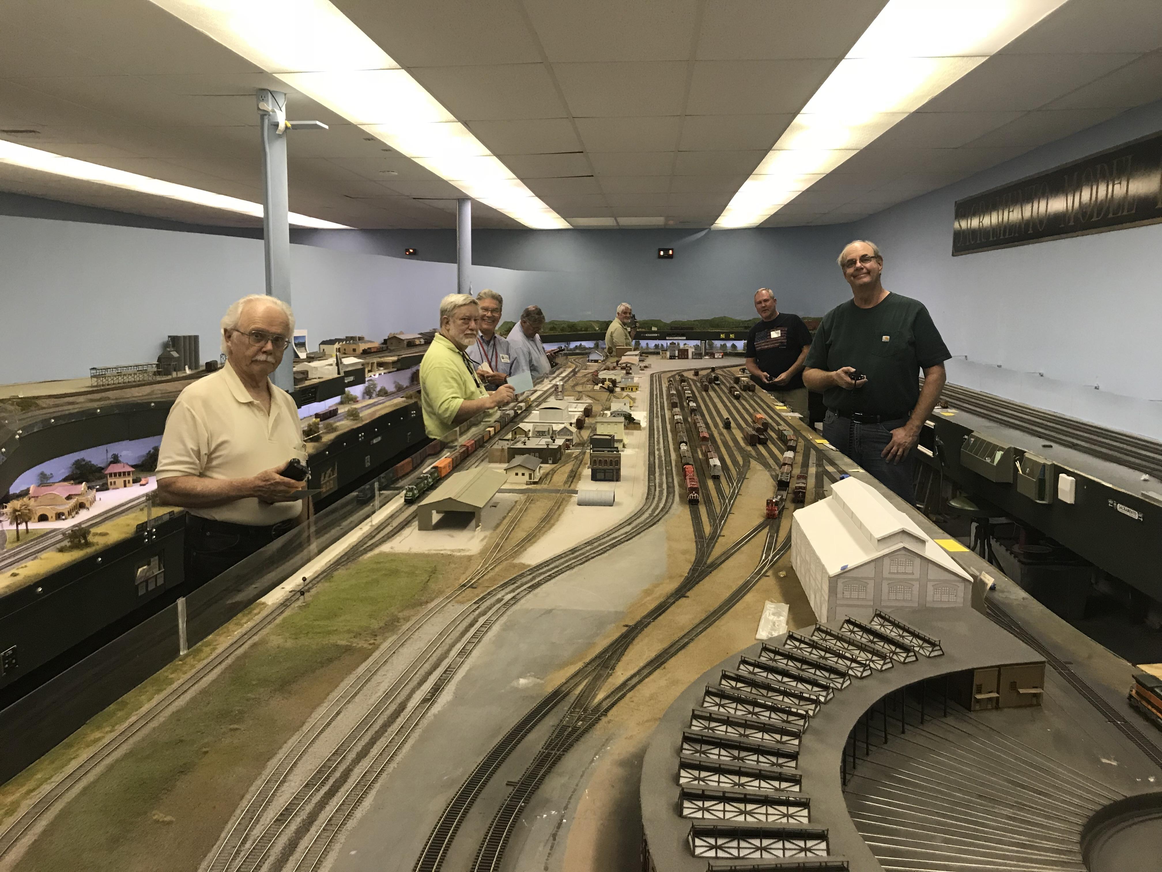 Sacramento Model Railroad Historical Society - Interpreting