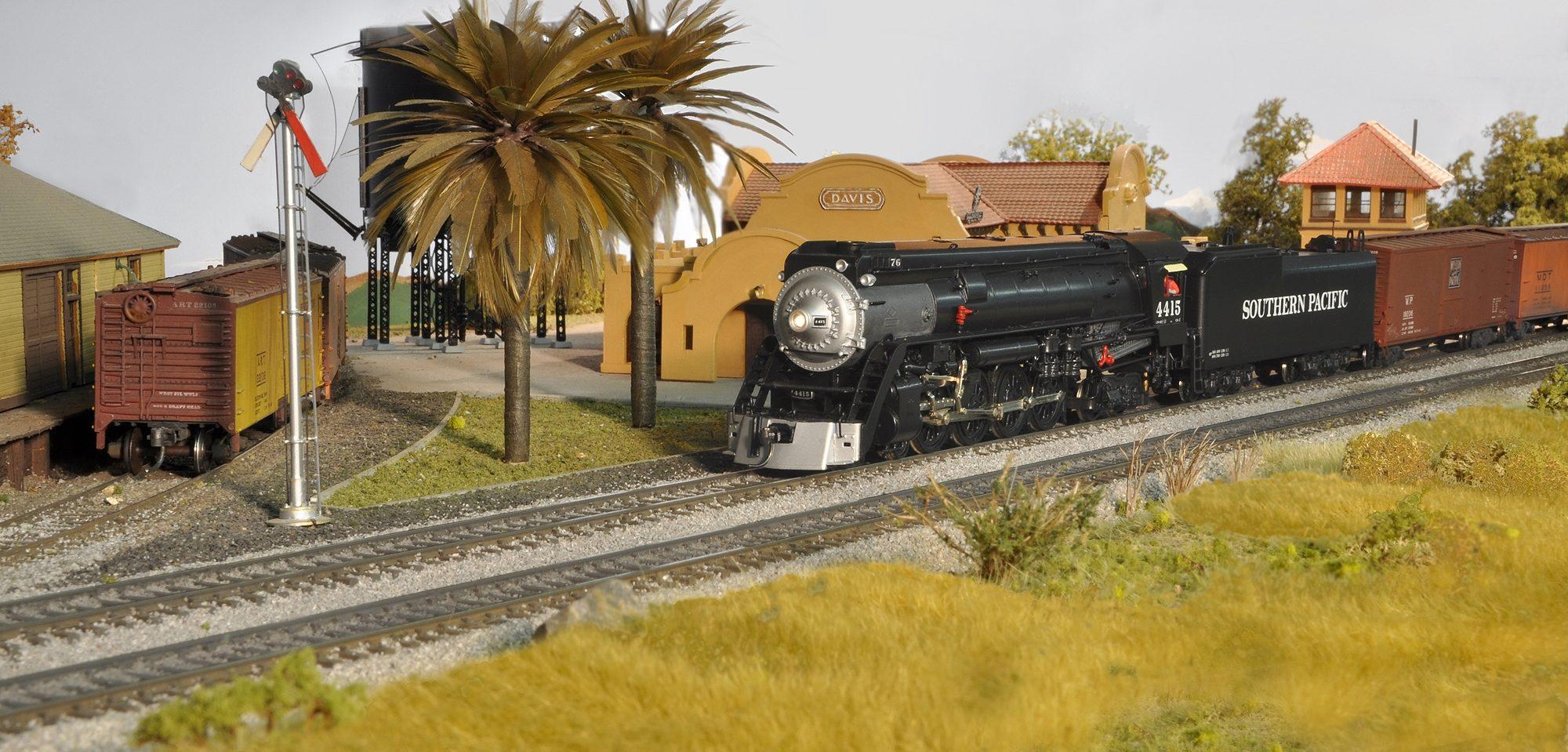 Sacramento Model Railroad Historical Society Interpreting History Through Model Railroading